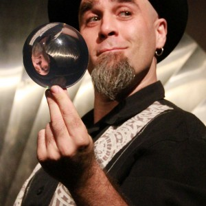 Russ Sharek - Juggler / Mime in Dallas, Texas