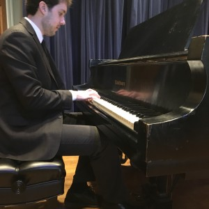 Russell Michelson Piano - Pianist / Wedding Musicians in Fredericksburg, Virginia