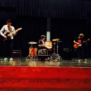 Rust - Rock Band in Springfield, Missouri