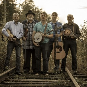 Rusty Rails - Bluegrass Band in Langley, British Columbia