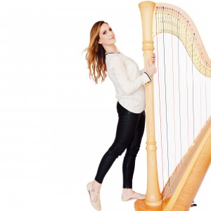 Ruth Bennett - Harpist in Center Moriches, New York