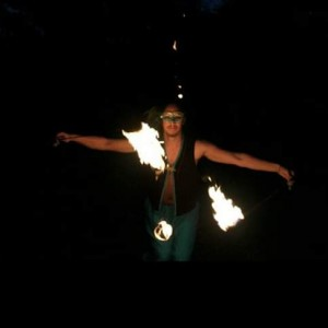 Ryan Batista Performance Art - Fire Performer in Miami, Florida