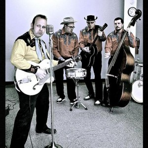 Ryan Cain and the Ables - Rockabilly Band in Clarksburg, West Virginia