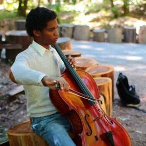 Ryan Frierson - Cellist in Los Angeles, California