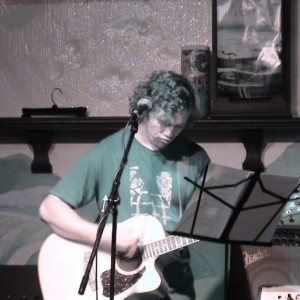 Ryan George - Singing Guitarist in La Habra, California