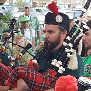 Ryan Guthrie - Austin Piper - Bagpiper / Celtic Music in Round Rock, Texas