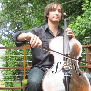 Ryan Reardon - Cellist in Asheville, North Carolina