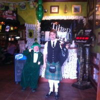 Ryan the Highland Piper - Bagpiper in Winter Garden, Florida