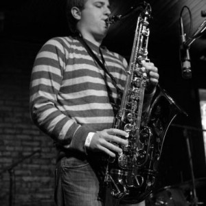 Ryan Woodhouse - Saxophonist - Jazz Band / 1940s Era Entertainment in Springfield, Missouri