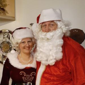 S. Capades - Santa Claus in Salt Lake City, Utah