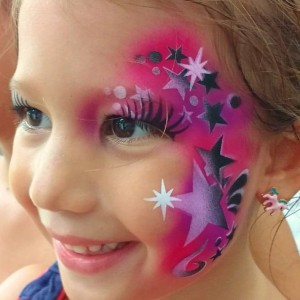 SA Body FX - Face Painter in San Antonio, Texas