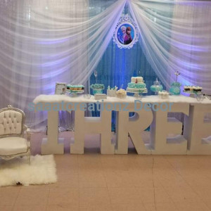 SaaatCreationz Decor - Party Decor / Linens/Chair Covers in Andover, Massachusetts