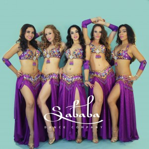 Sababa Dance Co. - Belly Dancer / Middle Eastern Entertainment in Los Angeles, California