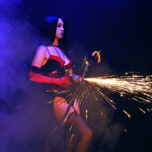 Sabor Insanity - Burlesque Entertainment / Dancer in Austin, Texas