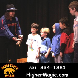 Sabretooth - Magician / Comedy Magician in Santa Cruz, California