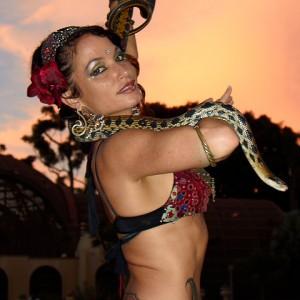 Sabrina Fox Tribal Belly Dance - Belly Dancer in Las Vegas, Nevada