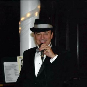 Gary Sacco as Frank Sinatra/Rat Pack - Frank Sinatra Impersonator / 1940s Era Entertainment in Washington, Michigan