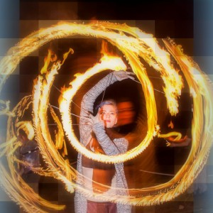 Sacred Fire Flow Performances - Fire Performer in Asheville, North Carolina