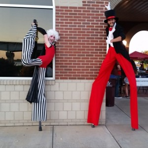 Sacred Somatics Circus - Circus Entertainment in Fort Smith, Arkansas