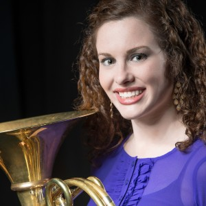 Sadie Glass - Brass Musician in Napa, California