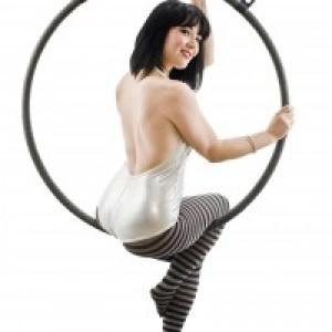 Sadie Hawkins - Aerialist / Circus Entertainment in Atlanta, Georgia