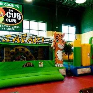 Safari Nation - Party Inflatables / Children's Party Entertainment in Greensboro, North Carolina