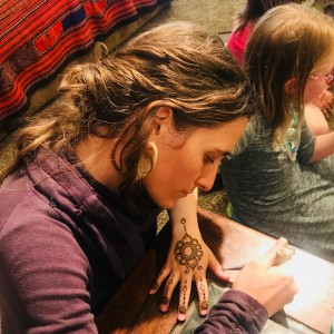 Sage Henna - Face Painter / Halloween Party Entertainment in Nevada City, California