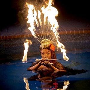 Sage Sovereign - Fire Performer in Brooklyn, New York