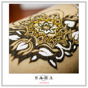 SAHA Artistry - Henna Tattoo Artist / Temporary Tattoo Artist in Harrison, New Jersey