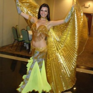 Sahara Belly Dancer - Belly Dancer / Middle Eastern Entertainment in Chicago, Illinois