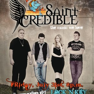 Saint Credible Band - Rock Band / Cover Band in Rotonda West, Florida