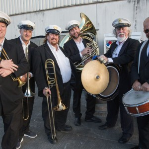Saint Gabriels Celestial Brass Band - Brass Band / Blues Band in San Francisco, California