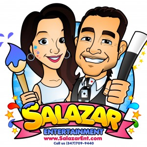 Salazar Entertainment - Children's Party Magician / Airbrush Artist in Waterbury, Connecticut