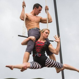 Salida Circus - Circus Entertainment / Trapeze Artist in Denver, Colorado