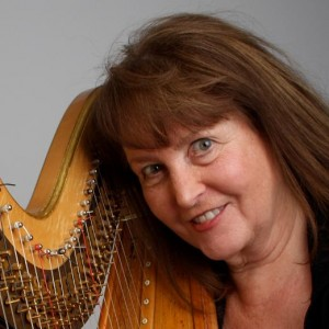Sally Fletcher, Harpist - Harpist in Santa Rosa, California