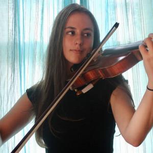 Sally Stenger - Violinist in Savannah, Georgia