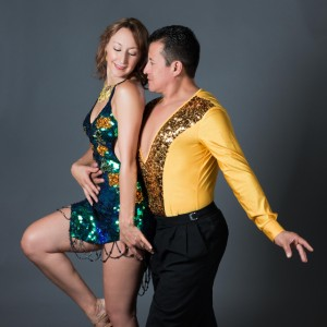 Salsa Elegante - Latin Dancer in Santa Barbara, California