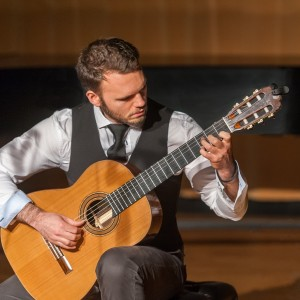 Sam Chevalier - Classical Guitarist in Spring Valley, California