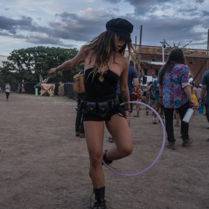 Sam Cid - Fire Dancer in Chicago, Illinois