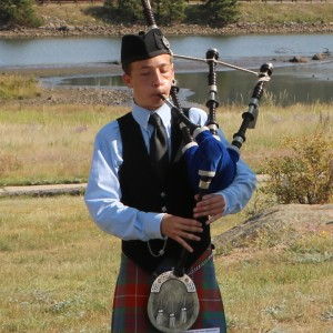 Sam Duarte (Bagpiper) - Bagpiper in Erie, Colorado