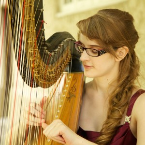 Samantha Ballard - Harpist / Wedding Musicians in Winnipeg, Manitoba