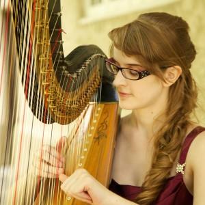 Samantha Ballard - Harpist in Winnipeg, Manitoba