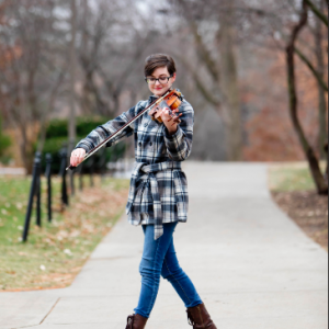 Samantha White - Violinist in West Des Moines, Iowa