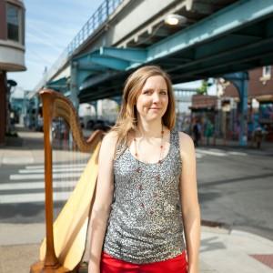 Samantha Wittchen, Harpist - Harpist / Indie Band in Philadelphia, Pennsylvania