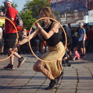 Samantha's Hula Hoops - Hoop Dancer in Troy, Michigan