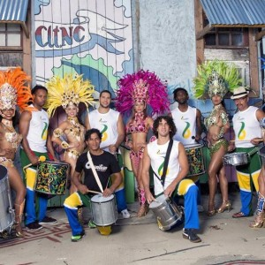 Samba, acrobatics and live percussion - Samba Dancer / Brazilian Entertainment in Charlotte, North Carolina