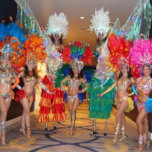Samba Conmigo - Samba Dancer / Stilt Walker in Bay Area, California