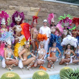 Samba Dancers Arizona - Samba Dancer / Mardi Gras Entertainment in Phoenix, Arizona