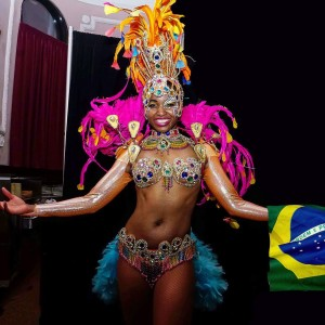 Samba Flavor and Ballroom Passion - Samba Dancer in New York City, New York
