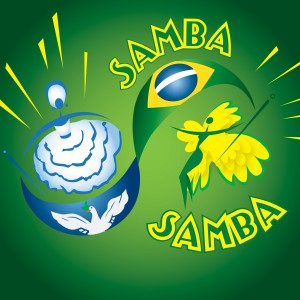 Samba Samba Dance Company - Latin Dancer / Mardi Gras Entertainment in Los Angeles, California